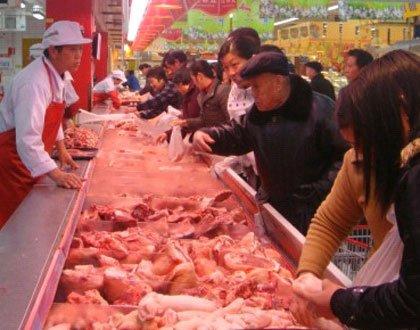 疯涨的猪肉价格何时能降