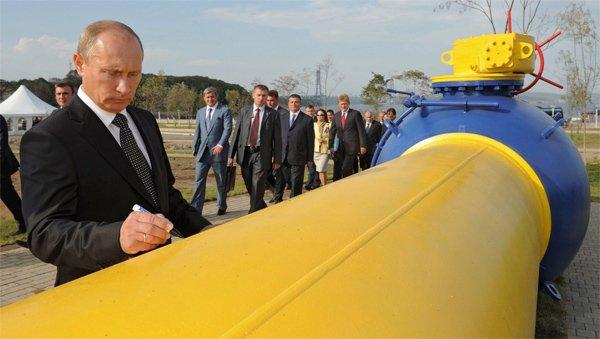 俄罗斯石油主要通过管道传输给中国