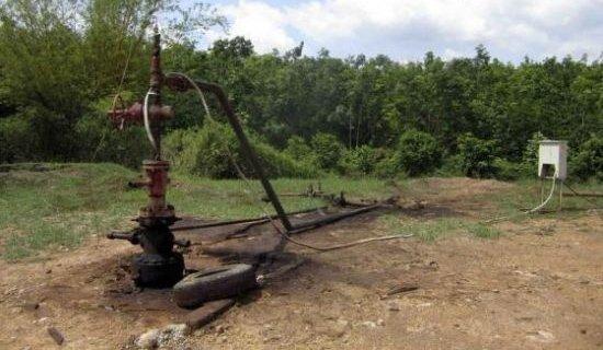 中石油在印尼花巨资买的油井