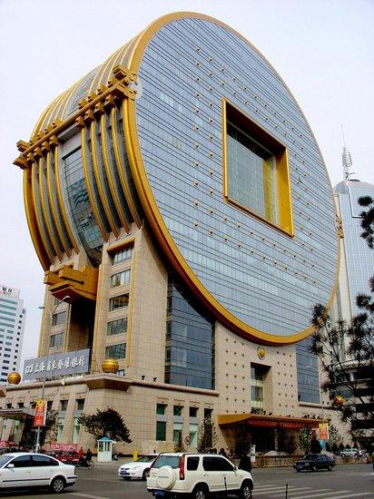 """徐伟:""""最丑建筑""""是怎样出来的"""
