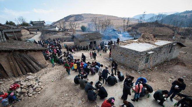 大凉山里正面临一种特殊的社会危机