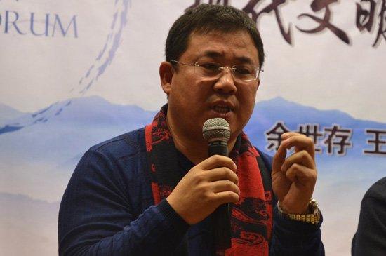 赵国君(策划师兼社会活动主持人,戏剧推广人,《杜尚传》作者)