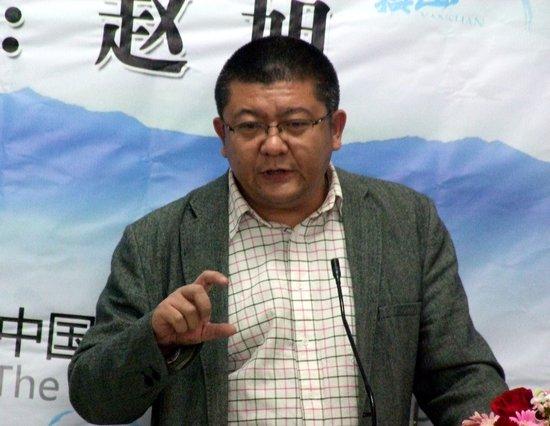 讲堂108期 赵旭 农村差市场、差权不差钱