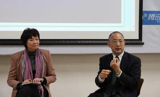 讲堂135期 陈锦亚 金融危机背景下的跨国企业