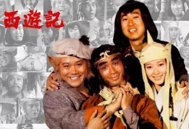 日本78年版《西游记》人物形象