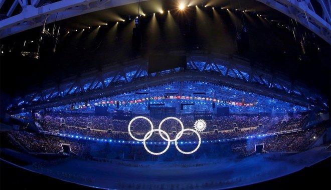 开幕式上的大乌龙:奥运五环变四环