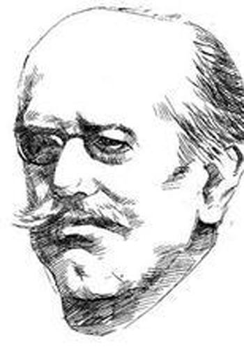 """""""比例原则""""鼻祖、德国法学家Otto Mayer"""