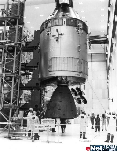 探月史之阿波罗计划