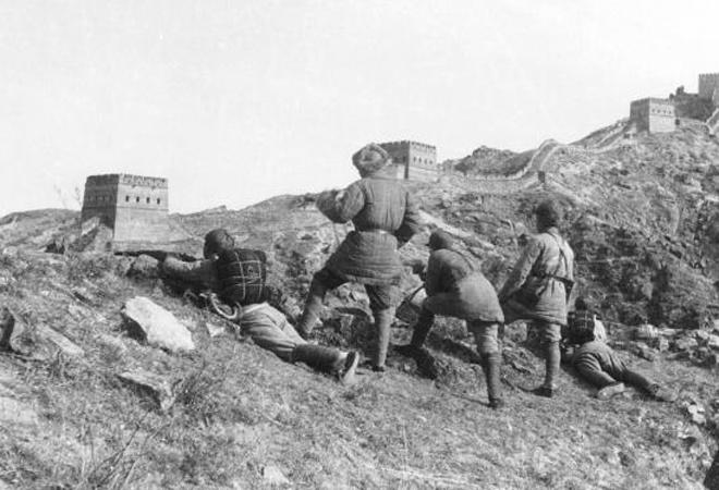 长城抗战中的国军