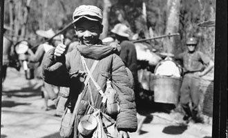 """史迪威控制下的中国远征军,当年绝不会招募未成年儿童入伍。所谓的""""远征军娃娃兵"""",究竟从何而来?"""