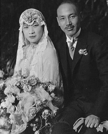 蒋介石对宋美龄究竟有多少真爱 - 疆仔伢 - 疆仔伢的红色博客