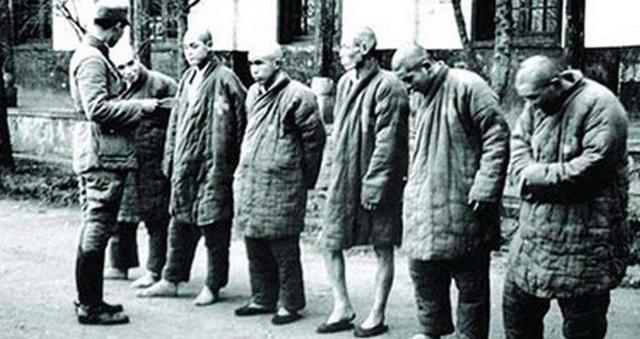 中国在抗战中俘虏了多少日军?