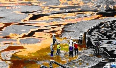 紫金矿业在中国国内的污染触目惊心