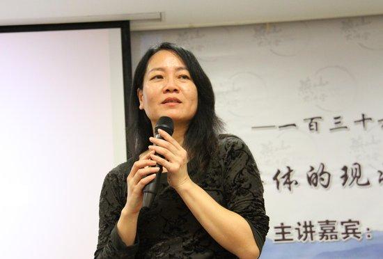 讲堂136期实录 廖锦桂 透视台湾媒体