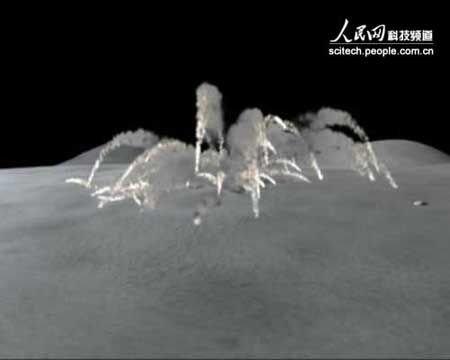 """""""嫦娥一号""""完美谢幕的幕后故事"""