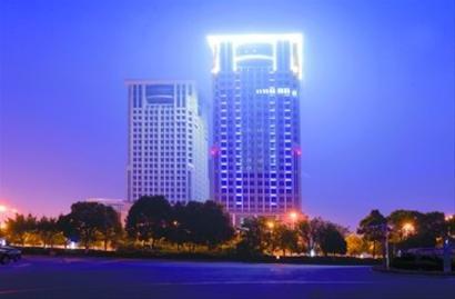 昆山宏伟的台协大楼