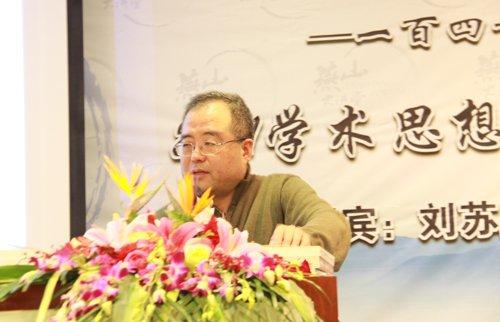 讲堂142期实录 刘苏里 2011学术思想类图书观察