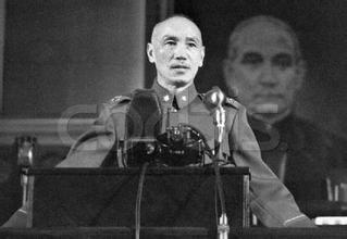 1928年蒋介石在北大演讲,说了些什么?
