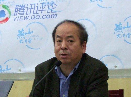 讲堂93期实录 刘亚伟 美国人眼中的中国模式