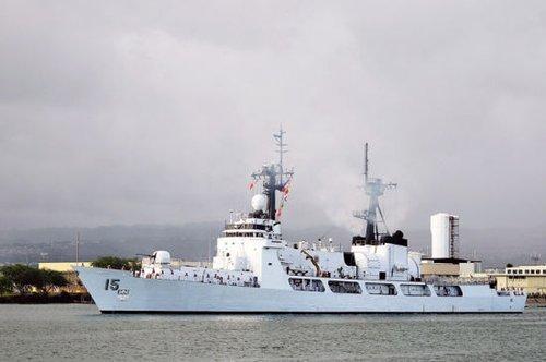 菲律宾最强军舰武器薄弱 面对中国海军不堪一击