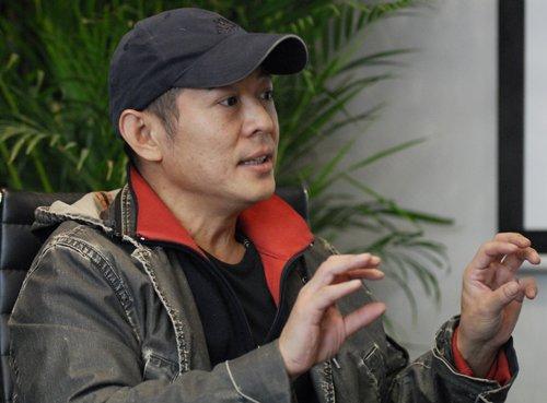 专访李连杰:壹基金公募啦!