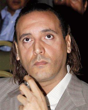 卡扎菲和他的家族