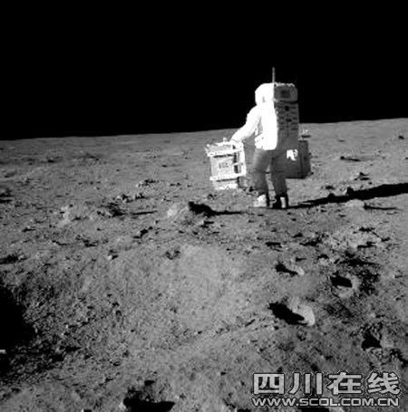 登月宇航员原始录音解密
