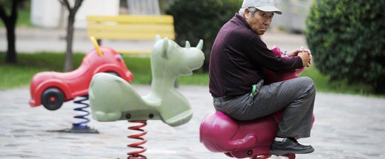 计划生育和中国老龄化有多大关系 - 沉淀 厚重 沧桑  - 陶国华的博客