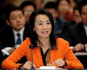 被撤销政协委员资格的刘迎霞
