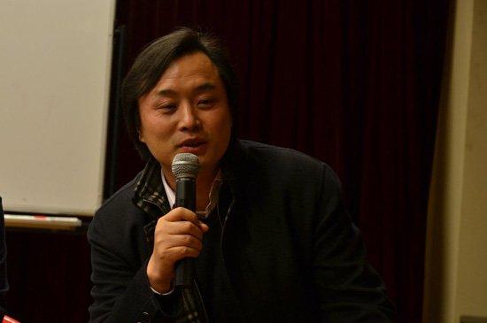 叶匡政(诗人,做过出版人,现任《凤凰周刊》主笔)