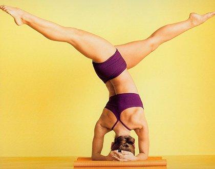 瑜伽:时髦背后有风险