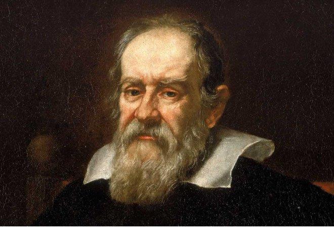 伽利略肖像
