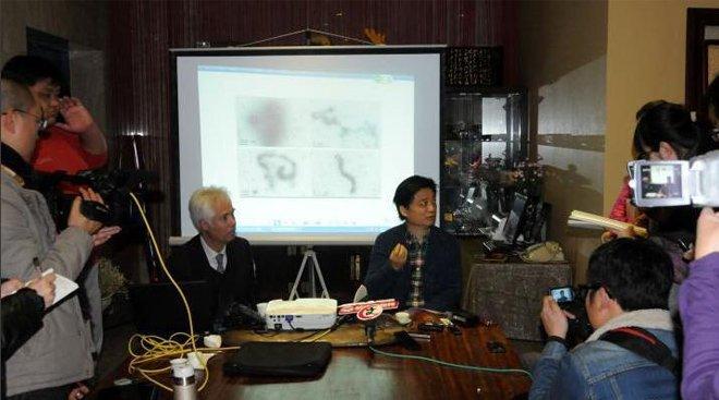 与崔永元一同召开发布会的陈一文是位科技人士