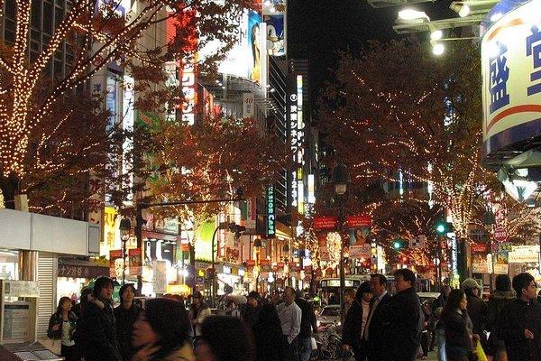 日本黄金周
