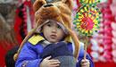 """""""熊孩子""""的快乐春节"""
