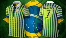 世界杯32强另类战袍