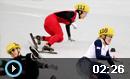 中国奇迹夺冬奥首金