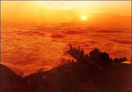 游泰山必看的四大奇观(转)图片