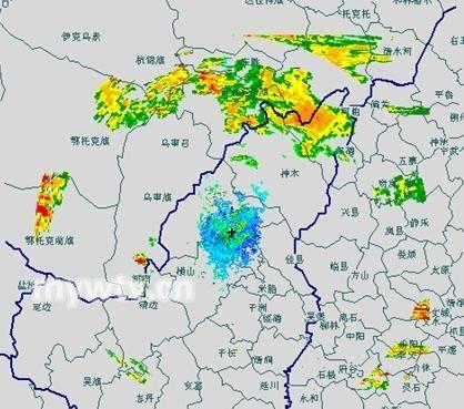陕西省榆林市佳县地图分享展示图片