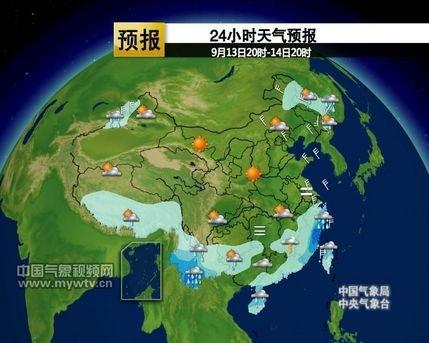 4日20时天气预报-最近十天长江流域降雨量较常年显著偏多