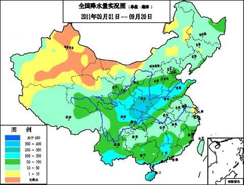 河南到四川地图
