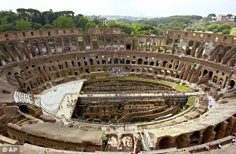 最新研究发现 气候变化导致罗马帝国灭亡
