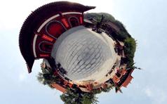 360度看中国古建筑