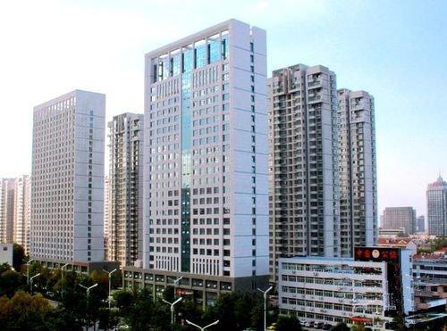 上海宝鼎大厦平面模特