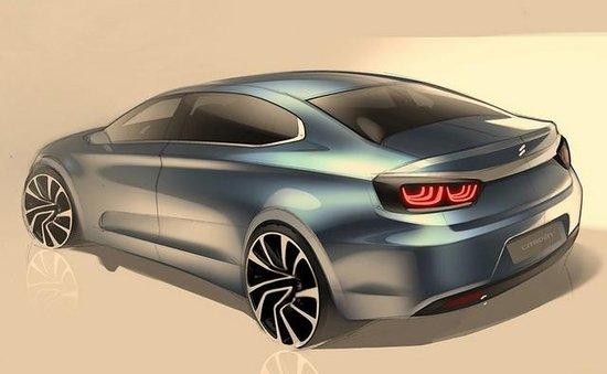 东风雪铁龙新车设计图曝光 或年内推出