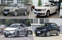 合资紧凑型轿车推荐