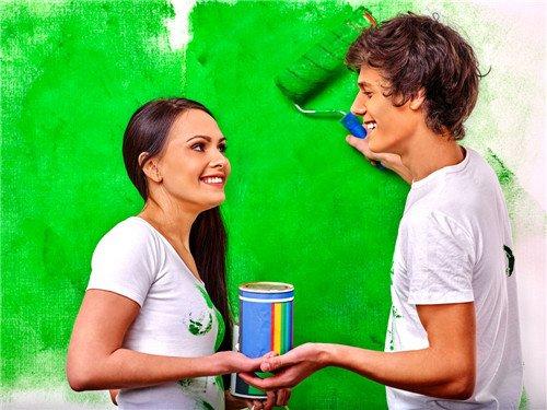 墙面乳胶漆施工六大注意事项