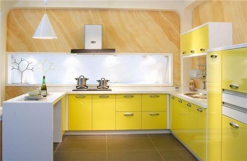 厨房整体橱柜装修的六大原则