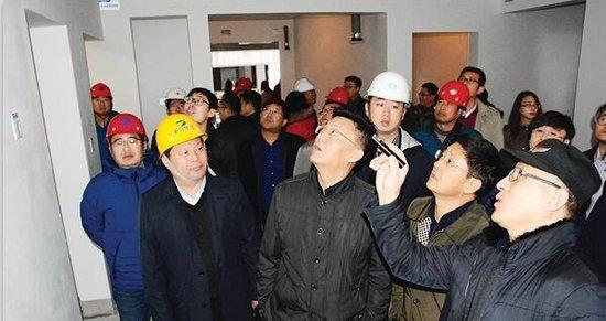 """威海实行准全装修 装修房子今后不用""""砸墙""""了"""