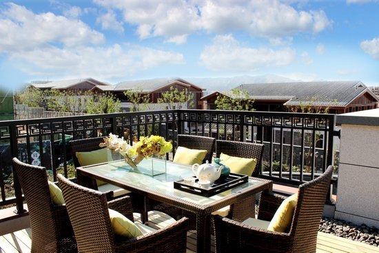 首席半山豪宅威高乾和院 一期预计于2015年交付